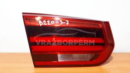 Фонарь задний левый внутренний (в крышку) BMW 3-серия F30/F31 2011>  h7736911905