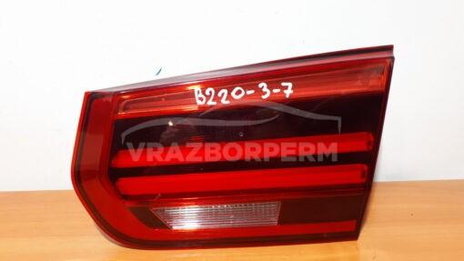 Фонарь задний правый внутренний (в крышку) BMW 3-серия F30/F31 2011>  h8736912005