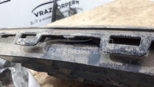 Решетка бампера переднего центральная (без ПТФ) Volkswagen Jetta 2011>  5c6853677