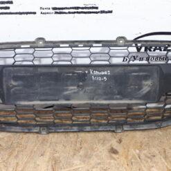 Решетка бампера переднего центральная (без ПТФ) VAZ Lada Kalina 2 2013>  21922803057