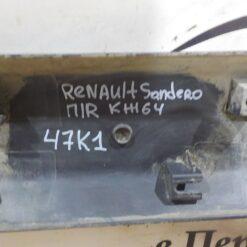 Накладка двери (молдинг) передн. прав. Renault Sandero 2009-2014 8200735139 1