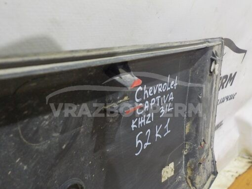Накладка двери (вериткальная) задн. лев. Chevrolet Captiva (C140) 2011-2016  96439711