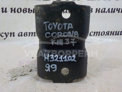 Кронштейн двигателя передний Toyota Carina E 1992-1997  1231174120