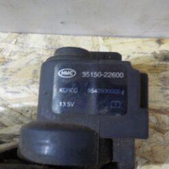 Заслонка дроссельная Hyundai Accent II (+ТАГАЗ) 2000-2012 3515022600, 9540930005 2