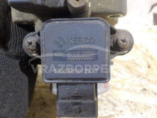 Заслонка дроссельная Hyundai Accent II (+ТАГАЗ) 2000-2012  3515022600,  9540930005