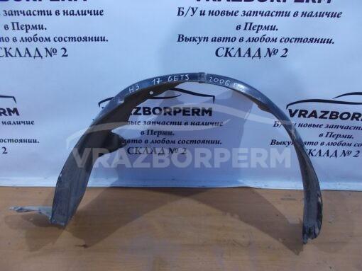 Локер (подкрылок) передний левый Hyundai Getz 2002-2010  868111C500