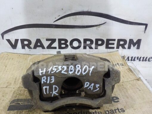 Суппорт тормозной передний правый VAZ 21100  2110350101300