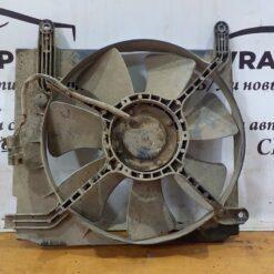 Вентилятор радиатора (диффузор) Chevrolet Lanos 2004-2010  96446140, 96259175, 96183756