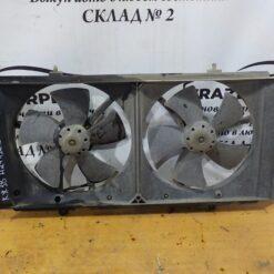 Вентилятор радиатора (диффузор) Lifan Solano 2010-2016  B1308100