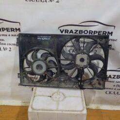 Вентилятор радиатора (диффузор) Volkswagen Passat [B6] 2005-2010  1K0121207BB