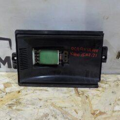 Резистор отопителя Skoda Octavia (A4 1U-) 2000-2011  1J0819022A