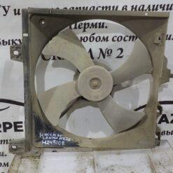 Вентилятор радиатора (диффузор) Nissan Sunny B12/N13 1986-1990  2148151C01, 2148285Y01, 2148285Y10, 2148351C00, 2148351C25, 2148650Y00, 2148241B10