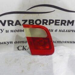 Фонарь задний левый внутренний (в крышку) BMW 3-серия E46 1998-2005  63218364923