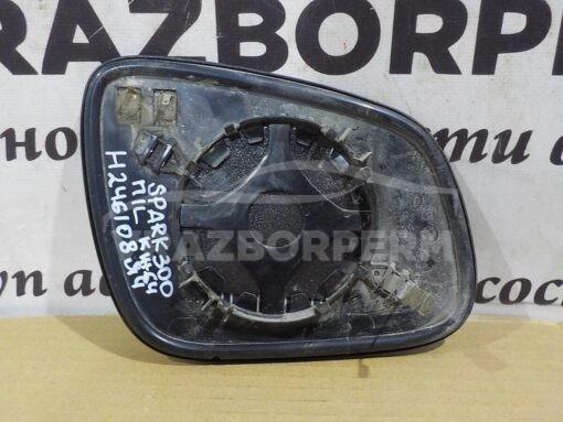 Зеркальный элемент лев. Chevrolet Spark 2005-2010  94564043