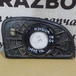 Зеркальный элемент лев. Hyundai Getz 2002-2010 876111C700, 876111C400 4