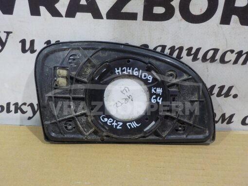 Зеркальный элемент лев. Hyundai Getz 2002-2010  876111C700, 876111C400