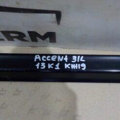 Накладка двери (молдинг) задн. лев. Hyundai Accent II (+ТАГАЗ) 2000-2012 8773125500CA, 8773125500BR 1