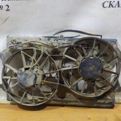 Вентилятор радиатора (диффузор) Ford Focus I 1998-2005  1075130, 1355712, 1075126, 6878445