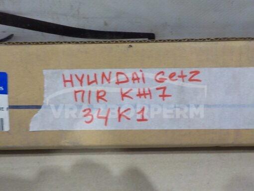 Накладка двери (молдинг) передн. прав. Hyundai Getz 2002-2010  877221C500CA
