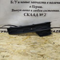 Решетка бампера переднего левая (под ПТФ) Skoda Octavia (A7) 2013> 5E0807681F9B9 1