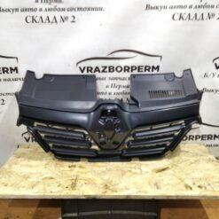 Решетка радиатора Renault Logan II 2014>  623105887R