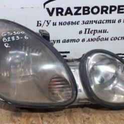 Фара правая перед. Lexus GS 300/400/430 1998-2004   811103A570