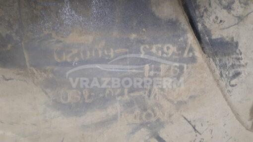 Накладка крыла (расширитель) задн. прав. Toyota Land Cruiser (120)-Prado 2002-2009  7565360020