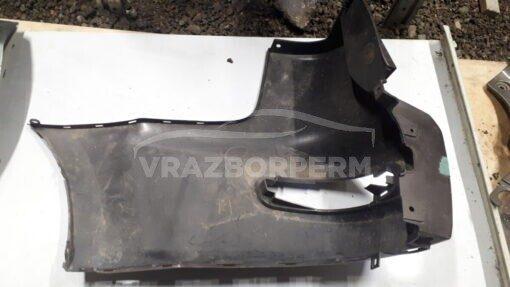 Бампер задний правая часть (уголок) Mitsubishi Outlander XL (CW) 2006-2012  6410B498