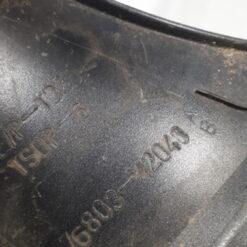 Накладка двери багажника зад. Toyota RAV 4 2006-2013 7680342040 4