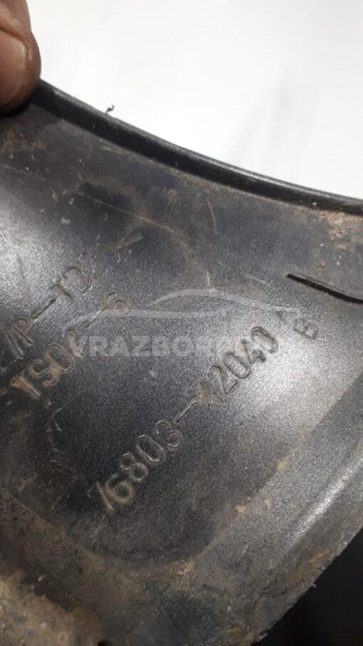 Накладка двери багажника зад. Toyota RAV 4 2006-2013  7680342040