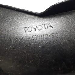 Накладка двери багажника зад. лев. Toyota RAV 4 2006-2013 7680642010 2