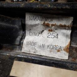 Усилитель заднего бампера Hyundai Getz 2002-2010 866301C310 2