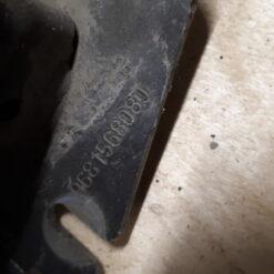 Усилитель заднего бампера Citroen C3 2009-2016 9681568080 3