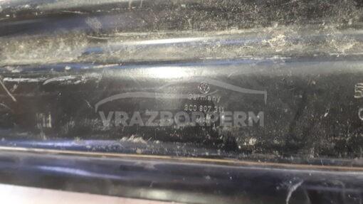 Усилитель заднего бампера Volkswagen Passat [B7] 2011-2015  3c0807311