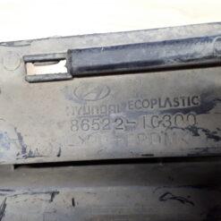 Решетка бампера переднего центральная (без ПТФ) Hyundai Getz 2002-2010 865221C300 2