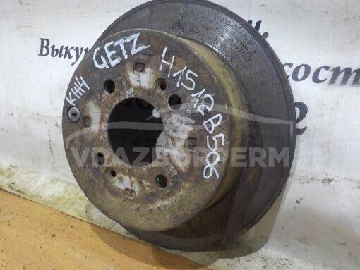 Диск тормозной задний Hyundai Getz 2002-2010  584111C800