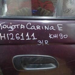 Дверь задняя правая Toyota Carina E 1992-1997 6700320650, 6700305010, 9018906203, 6700320652 1