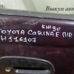 Дверь передняя правая Toyota Carina E 1992-1997 6700105010 6
