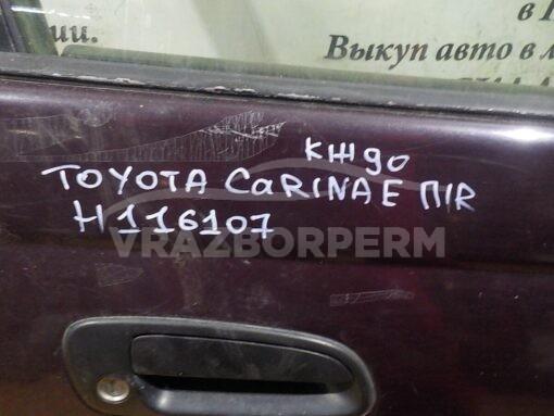Дверь передняя правая Toyota Carina E 1992-1997  6700105010
