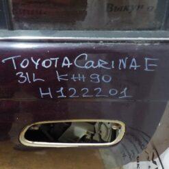 Дверь задняя левая Toyota Carina E 1992-1997 6700420660, 6700405010, 9018906203, 6700420662 13