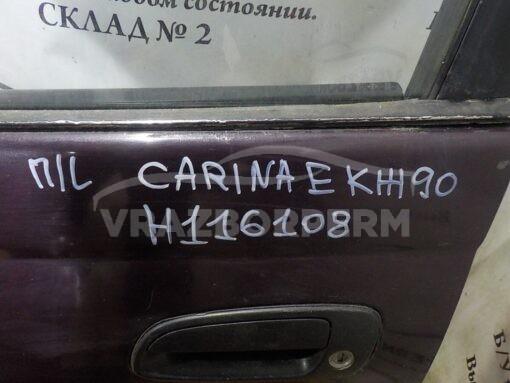 Дверь передняя левая Toyota Carina E 1992-1997  6700220840, 6700205010, 9018906203, 6700220842