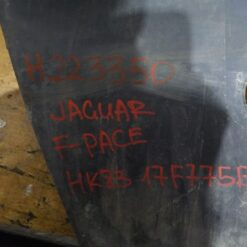 Спойлер бампера (юбка) передн. Jaguar F-PACE 2016> HK8317F775B 1