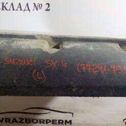 Накладка порога (наружная) лев. Suzuki SX4 2006-2013 7724179J0L 1