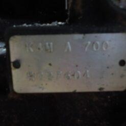 Блок двигателя Renault Megane I 1999-2004 7701472197 10