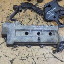 Крышка клапанная (крышка ГБЦ) прав. Hyundai Santa Fe (CM) 2006-2012  224203E120