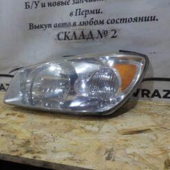 Фара левая Kia Cerato 2004-2008 921012F020 4