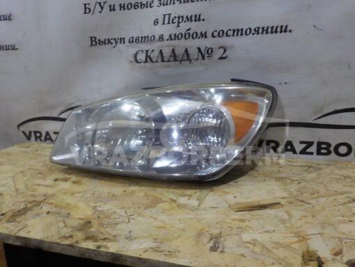 Фара левая Kia Cerato 2004-2008  921012F020