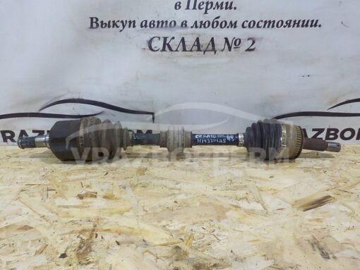 Вал приводной передний левый (привод в сборе) Kia Cerato 2004-2008  495012F010, 495912F091