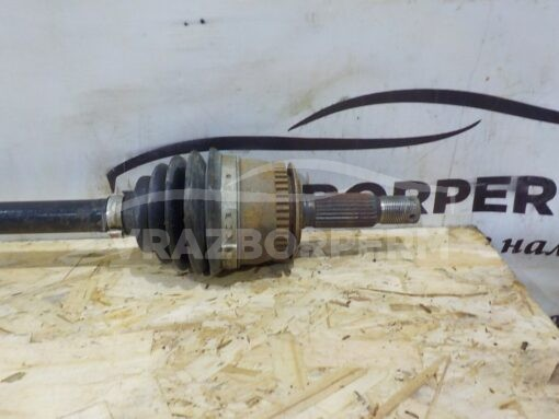 Вал приводной передний правый (привод в сборе) Kia Cerato 2004-2008  495002F010