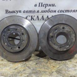 Диск тормозной передний Kia Cerato 2004-2008 517122F100, 517122F000, 517122D310 2